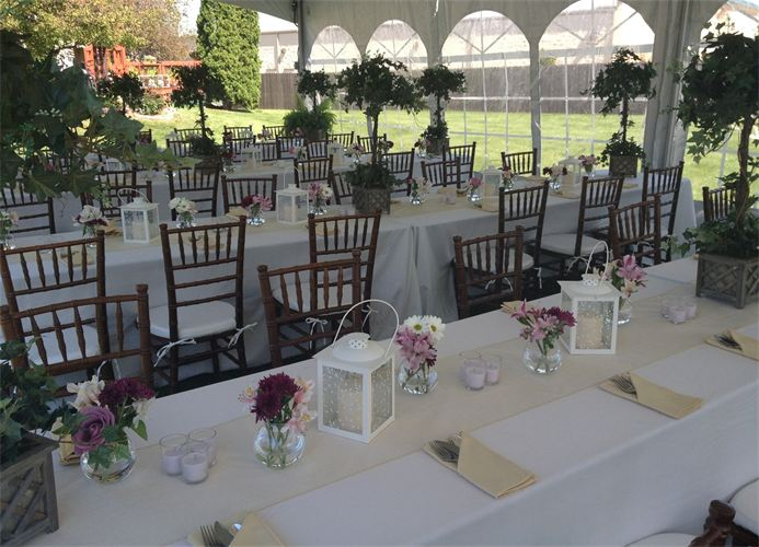 Wedding Accessories Table Rentals Chair Rentals Dance Floor