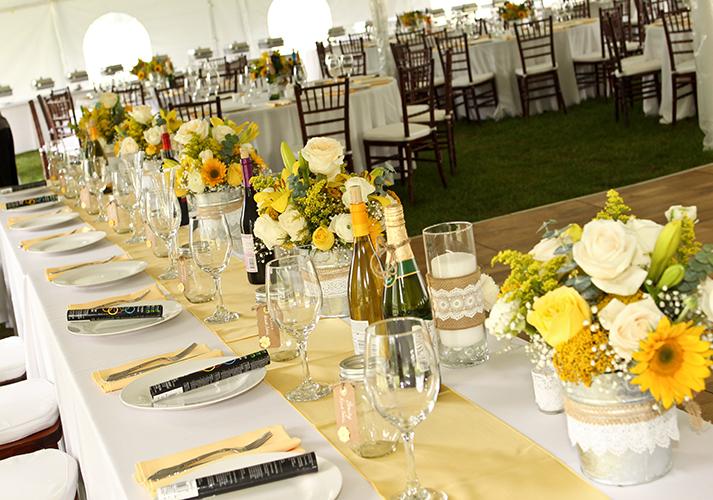 Wedding Accessories Table Rentals Chair Rentals Dance