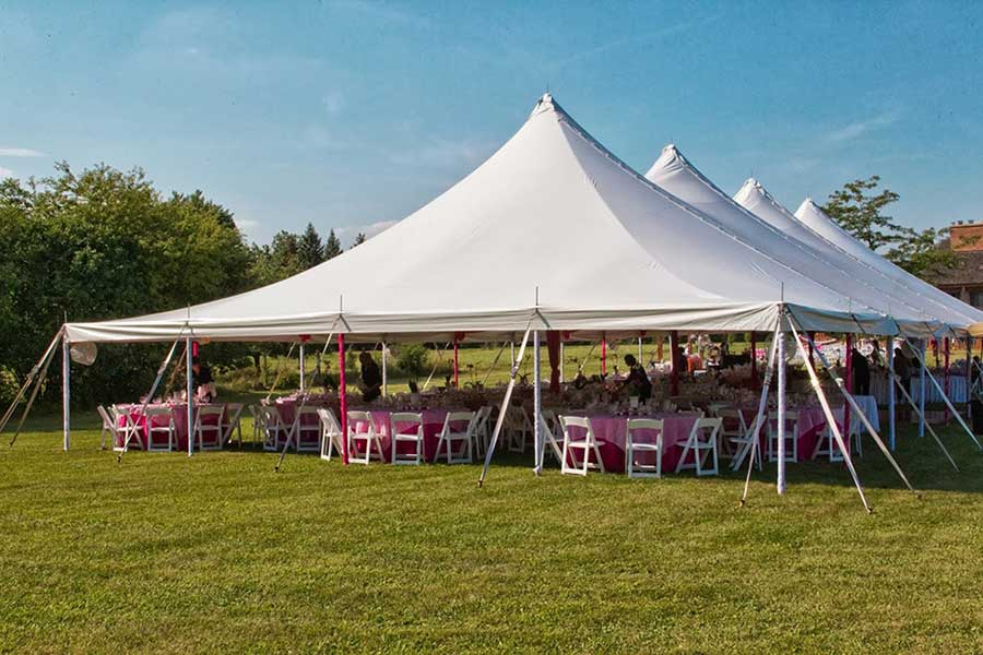 ... pole tent & Wedding Tent Rentals Willow Springs IL Fairy Tale Tents